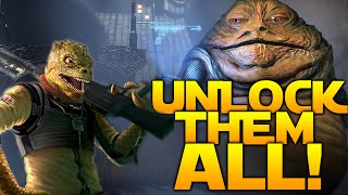 Star Wars Battlefront: How To Complete All Hutt Contracts! + Giveaway!