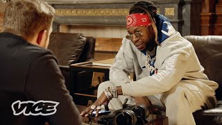2 Chainz Tries a $300 Portable Recording Studio | MOST EXPENSIVEST