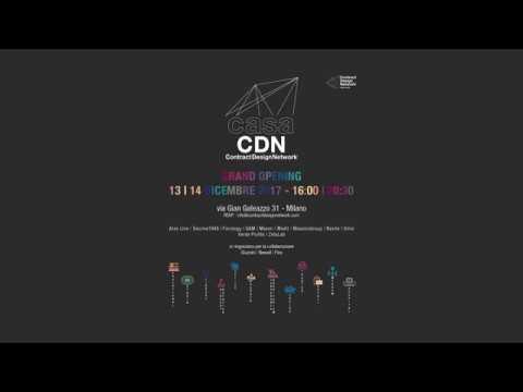 Inaugurazione CASACDN