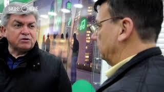 Наиль Магдеев проверил торговые центры Челнов