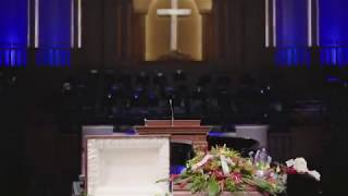Dwayne Johnson Aka The Rocks Emotional Eulogy At His Fathers Funeral.(The Soul Man) (HD)