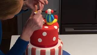 1-Minute Cakes: Circus