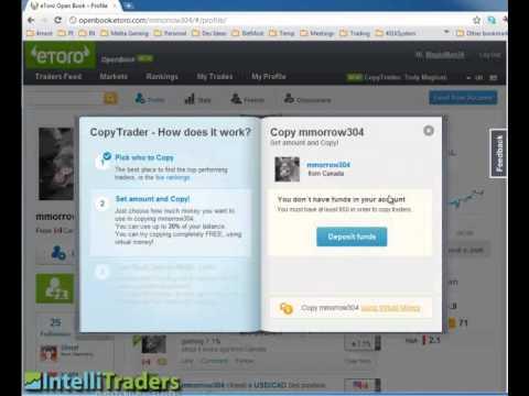 Copy trading erfahrungen