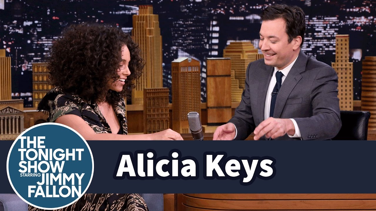 Alicia Keys and The Roots Met and Bonded Over Doughnuts in 1998 thumbnail
