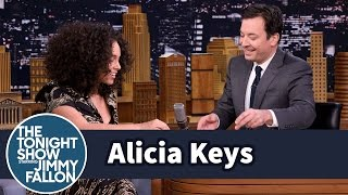 Alicia Keys and The Roots Met and Bonded Over Doughnuts in 1998