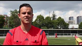 Interview with Marvin Schories – Academy Referee