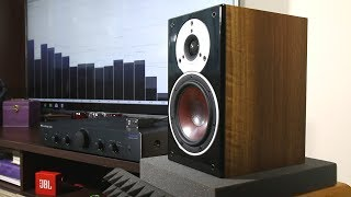 DALI Zensor 1 + Cambridge Audio TOPAZ AM5 Sound Bass Test