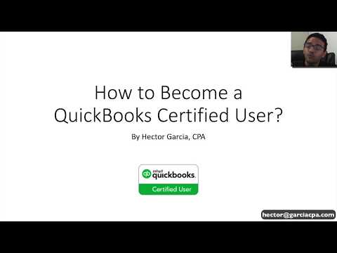 How to Become a Certified QuickBooks User. Is Certification Worth it ...