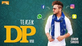 DP Teaser  Daman Sandhu  White Hill Music  Releasing On 19th January