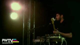 The Antlers - Bear (Live Extended Version)