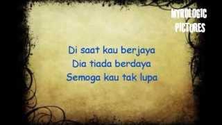 Warisan   Jasa Bonda (lirik)