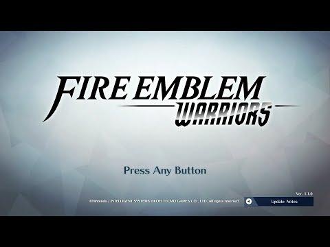 Fire Emblem Warriors - 100 Minute Playthrough [Switch]