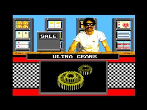 RC Grand Prix (Master System) Walkthrough