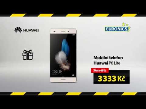 Black Friday - Huawei P8 Lite