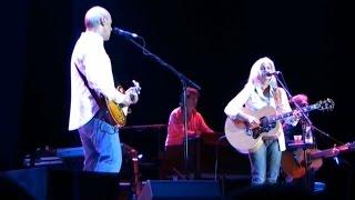 "Mark Knopfler & Emmylou Harris ""This is us"" 2006 Barcelona"