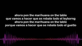 Mariwana On The Table - Neutro Shorty