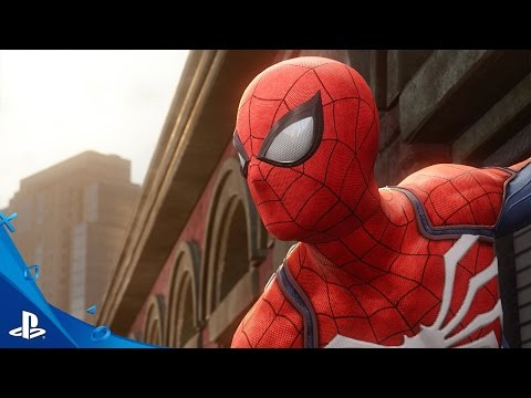 Marvel's Spider-Man - E3 2016 Trailer | PS4 thumbnail
