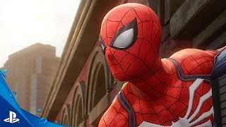 Spider-Man - E3 2016 Trailer