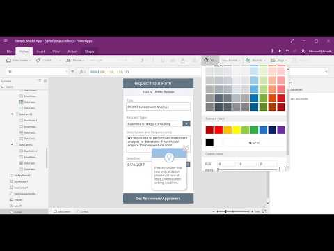 Download How To Create A Pop Up Message In Powerapps