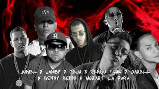 Lacoste Remix - Joniel El Lethal, Mozart , Ñengo Flow, Darell, Ñejo, Jamby El Favo, Benny Benni