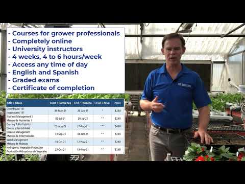 Greenhouse Training Online Courses 2021 - YouTube
