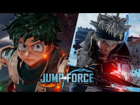 JUMP Force - Jump Festa Gameplay Trailer (2019)