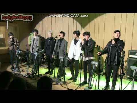 IKON - GOODBYE ROAD (이별길)  Live At Cultwo Show Radio 181004