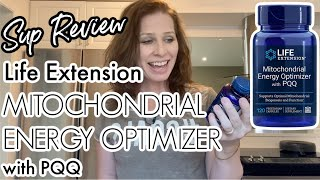 SUPPLEMENT REVIEW: Life Extension Mitochondrial Energy Optimizer with PQQ - honest/not sponsored!
