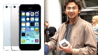 Giving An IPhone 5s To A Complete Stranger