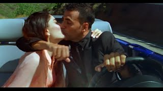 Kambakht ishq star share a kiss in the car