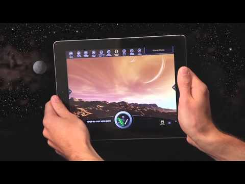 Now You Can Journey To The Exoplanets On Your iPad