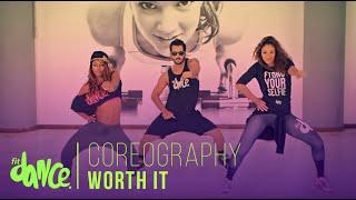 Worth It - Fifth Harmony - FitDance - 4k | Coreografía