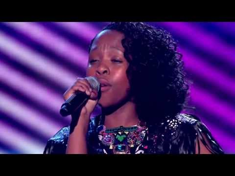 Asanda Jezile (11 years) - Halo (Beyoncé) - Semi Final Britain's Got Talent 2013 [HD]