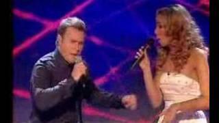 X-Factor Final: Leona & Take That - A Million Love Songs