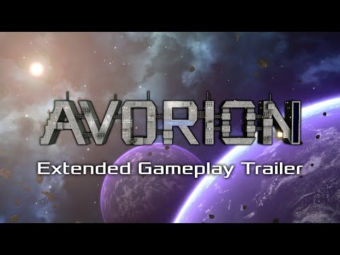 Trailer de Avorion