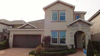 Lake Preserve by Meritage Homes - Jackson Model - Lake Nona/Orlando New Homes