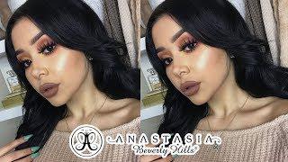One Brand Makeup Tutorial: Anastasia Beverly Hills - ABH | Daisy Marquez - Video Youtube