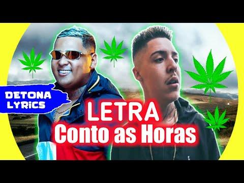 MC Ryan SP e Salvador da Rima - Conto as Horas (Letra Oficial)