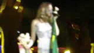 Joss Stone - No woman no cry @ São Paulo, Nov. 22nd, 2009 - HSBC