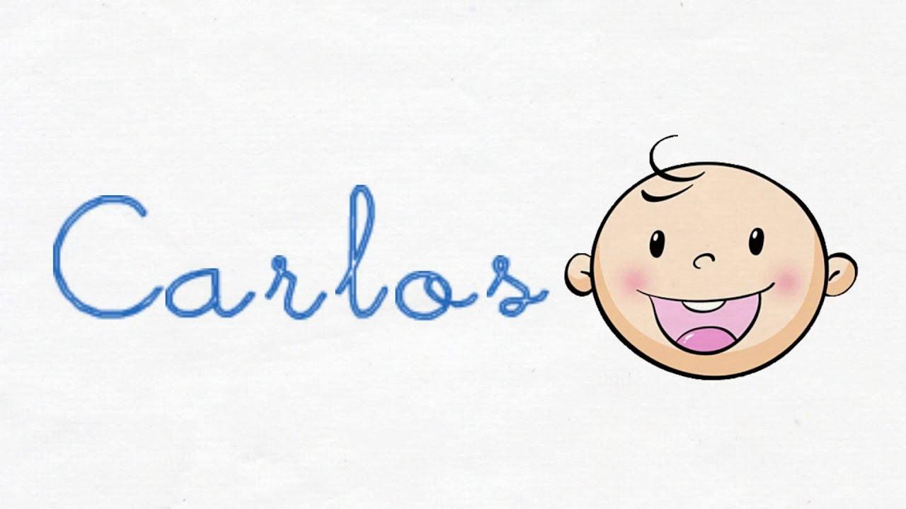 Carlos, nombre de niño - origen y significado