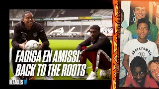 [ENG] Heracles TV | Noah Fadiga en Mohamed Amissi - Back to the Roots