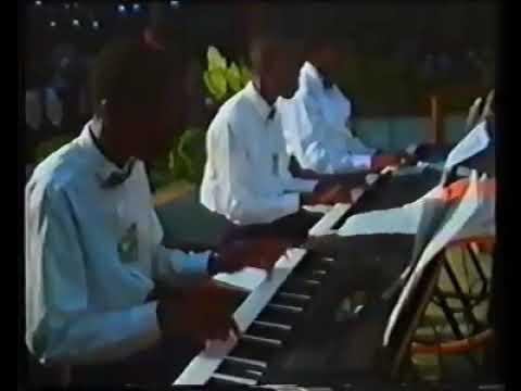 God's Choir - Brass ensemble Youth choir concert 2000