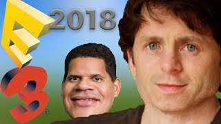 E3 2018 WAS A DISASTER - dooclip.me