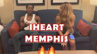 IHEARTMEMPHIS Interview Putting Memphis On The Map  Dance Wise  Respect To Young Dolph & Gotti