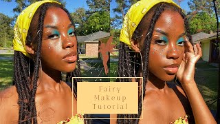 Fairy Makeup Tutorial 🧚🏾✨