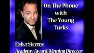 Fisher Stevens On The Cove, Torture & Much More