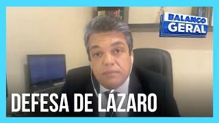 Exclusivo: advogado procurado por família de Lázaro Barbosa fala sobre o caso