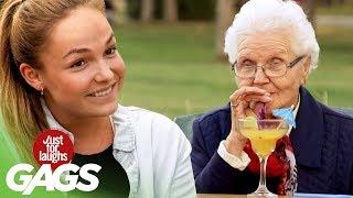 bromas Filtro de personas mayores