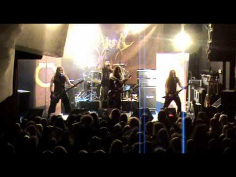 SuidAkrA - Stone Of The Seven Suns (official live clip)