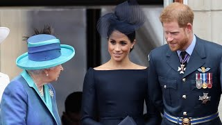 The Queen 'has had the last laugh' over Harry and Meghan